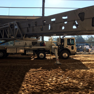 American Concrete Pumping, LLC Roofing Project 1